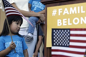 Feds, ACLU Disagree On How To Reunify Separated Families