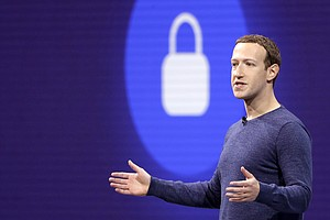 Facebook To Users: You May Want To Update Your Privacy Se...