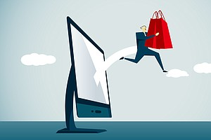 Online Big Spenders Tend To Be Men, NPR/Marist Poll Shows