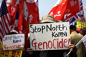 Will Trump Raise North Korea's Human Rights Abuses At Sum...