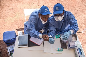 An Encouraging Prediction About The Ebola Outbreak