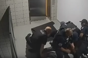 Arizona Police Officers On Leave After Video Showed Them ...