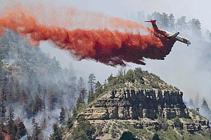 Dry, Windy Weather Stokes Colorado Wildfire, But So Far N...
