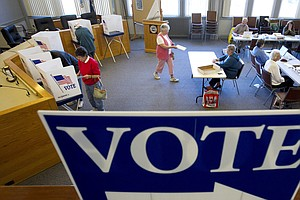 Maine Voters To Decide On Whether They'll Rank Candidates...