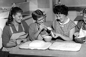 Despite A Revamped Focus On Real-Life Skills, 'Home Ec' C...