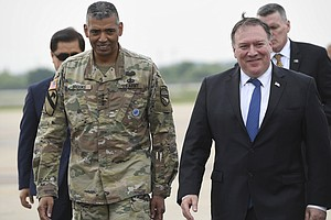 Pompeo: North Korea Will Take Major Steps To Disarm In Tr...