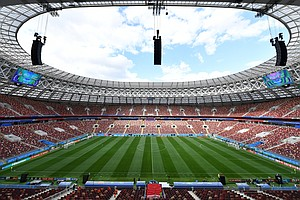 Russia Welcomes 2018 World Cup, Clamping Down On Dissent ...