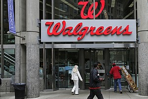 Kentucky Sues Walgreens For 'Dual Role' In The State's Opioid Crisis