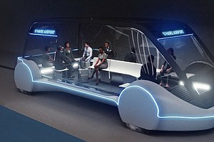 Elon Musk's Boring Company Will Build High-Speed Train To...