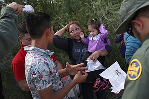A Record Number Of People Were Displaced In 2017 For 5th ...