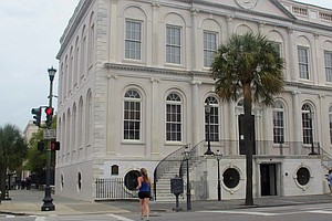 Charleston, Key Port For Slaves In America, Apologizes And Meditates On Racis...