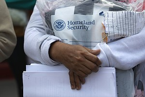 Trump's Migrant Family Policy Now Moves To The Courts