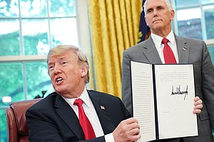 Trump's Executive Order On Family Separation: What It Doe...
