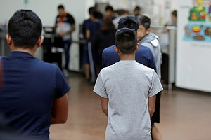 Shelter For Immigrant Children Could Open In Escondido Kpbs