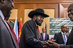 Talks Between South Sudan Leaders Find No Appetite For Co...