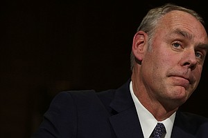 Emails Raise Questions About Interior Secretary Zinke's L...