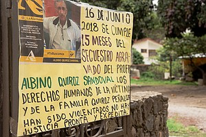 Last Year, A Retired Mexican Schoolteacher Vanished. His Family Still Seeks A...