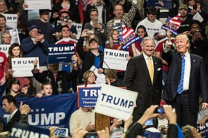 Do Trump's Endorsements Move Voters? Tuesday Will Test Hi...