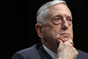 Defense Secretary Mattis Resigns Amid Syria And Afghanist...