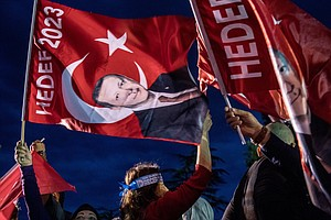 Turkey Elections: Erdogan Wins 2nd Term