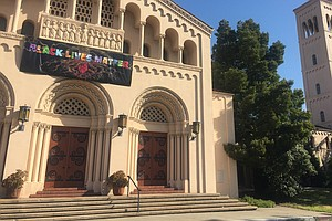 Oakland Church Steps Out On Faith And Pledges To Stop Cal...