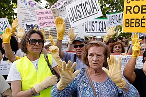 In Doctor's Trial, Spanish Advocates Seek Reckoning For D...
