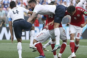 World Cup: The Bad And Good Of France And Denmark's 0-0 Tie