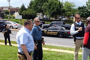5 Killed In Shooting At Maryland Newspaper; Victims' Name...