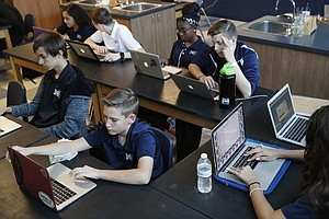 More States Opting To 'Robo-Grade' Student Essays By Comp...