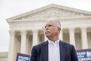 Court Ruling Changes Course For Teachers Unions; Calif. Sues Student Loan Col...