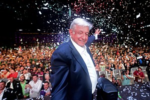 Mexico's Next President Gets 'Respectful' Call From Trump...