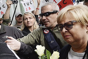 Polish Supreme Court Head Defies Ruling Party As Crisis D...