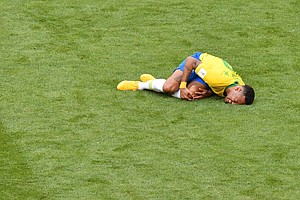 Meme Goals: Brazil's Star Neymar Is On A Roll At The Worl...