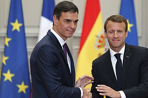Spain's Socialist Leader Sets A New Course On Migrants, G...