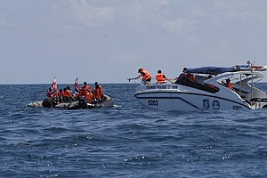Death Toll In Thai Tourist Boat Sinking Rises To 41 As Se...