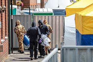 English Woman Exposed To Nerve Agent Dies