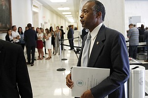 Why Charlotte Is One Of Ben Carson's Models For HUD's Wor...