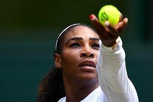 What Will Serena Williams Serve Us At Wimbledon This Week...