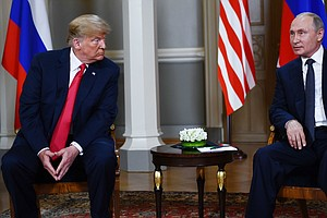 Trump Denies Election Interference, Putin Says He Wanted ...