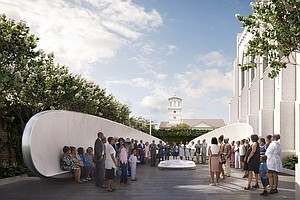 Architect Unveils Design For Emanuel AME Church Memorial