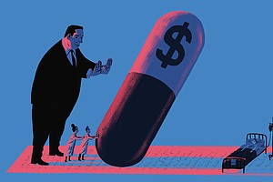 Medicaid Under The Influence: How Drugmakers Sway Medicat...