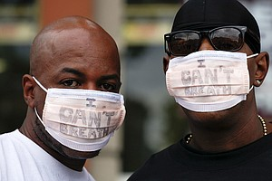 NYPD Will Pursue Internal Charges Against Officers In Eric Garner's Death