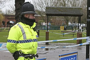 British Police Reportedly Identify Russian Suspects In Ne...