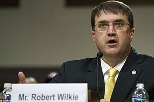 Senate Confirms Pentagon Official To Head Veterans Affair...