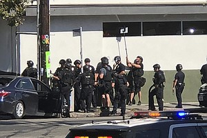 One Dead, Shooting Suspect In Custody After Police Standoff At LA Trader Joe's