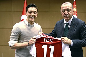 German Star Player With Turkish Roots Says He Quit Nation...