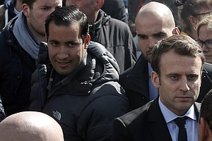 French President's Bodyguard Faces Charges Of Assaulting ...