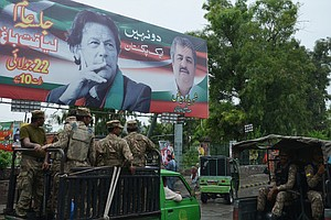 Pakistan Election Begins Amid Allegations Of Intimidation...