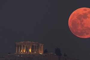 What Friday's Extra-Long Lunar Eclipse Can Tell Us About ...