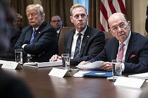 'I Will Call The AG': Trump Officials Pushed For Census C...